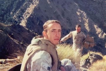 larry gonzales united states marine corps veteran